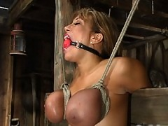 Ava Devine experiences orgasm after forced orgasm.